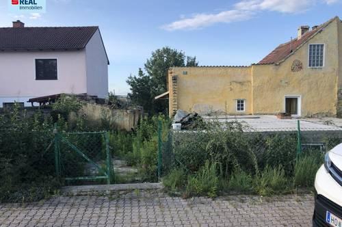 Baugrundstück mit Garten in sehr schöner und begehrter Südlage!