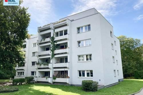 Wohnung in Ruhelage, am Fuße des Bisambergs