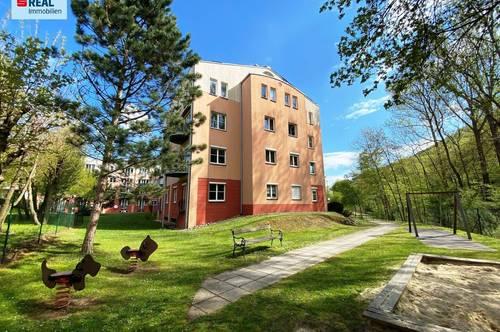 3 Zimmer Wohnung nahe Zentrum in Grünruhelage