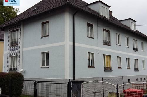 Ruhig gelegene Dachgeschosswohnung