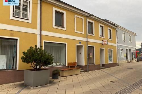 Großes Geschäftslokal im Ortszentrum von Pöchlarn