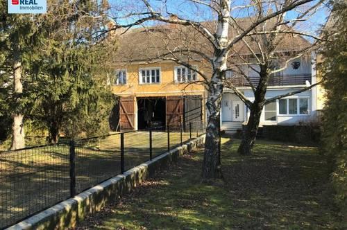 2 Häuser im Zentrum von Rechnitz mit großem Potential!