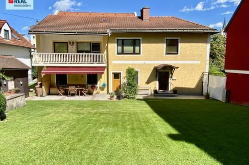 Zwettler Top-Lage - Zweifamilienhaus mit herrlichem Garten im Stadtzentrum