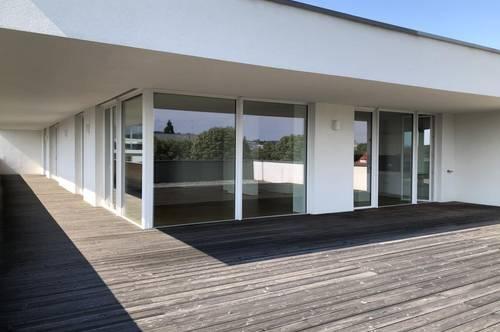 Einzigartiges Penthouse mit großer Terrasse