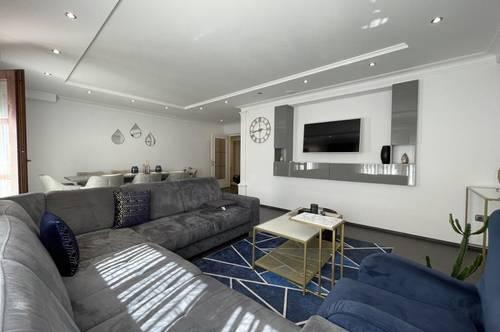 Ausgezeichnete 3-Zimmer-Wohnung mit sonniger und zentraler Lage...