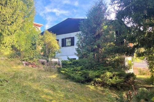 Renovierungsbedürftiges Haus in Telfs mit strahlend- sonnigen Grundstück am Hermann-Broch-Weg!