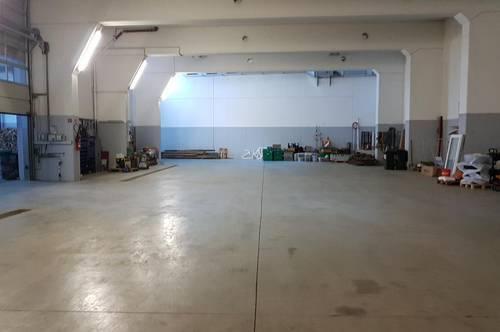 Gewerbehalle für verschiedene Nutzungen direkt an der Bundesstraße - Nähe Ischgl!