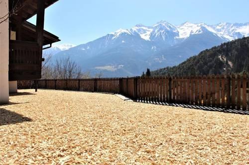 Ruhig gelegene Gartenwohnung mit fantastischem Ausblick!