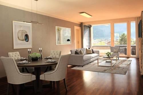 Neuwertige, lichtdurchflutete 3-Zimmer-Wohnung in zentraler Lage...