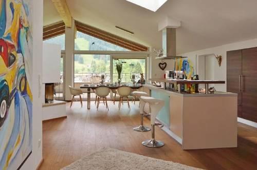 Große, sonnige Penthousewohnung im Zentrum von Brixen zu kaufen