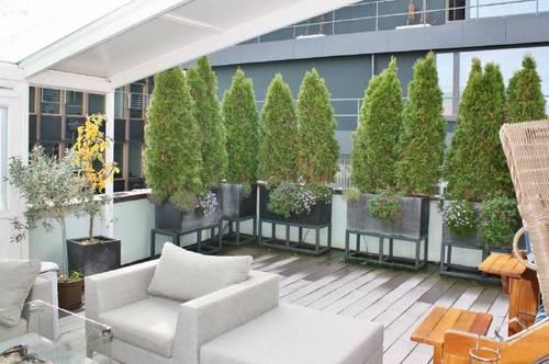 Designer Stadtwohnung mit großer Terrasse in ruhiger Toplage von Kufstein