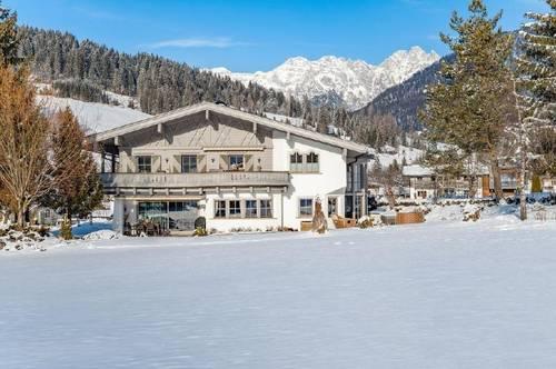 Luxus-Landhaus zwischen Fieberbrunn und Hochfilzen mit unverbaubarem Blick in die Berge