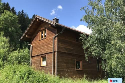 Kleines Haus mit Sonne und Charme
