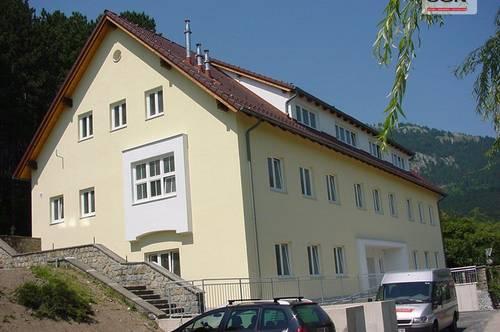 Großzügige 1 Zimmerwohnung in Grünbach am Schneeberg