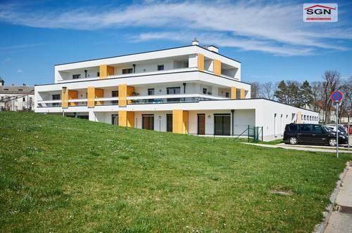 ***Flexible Anzahlung*** 2-Zimmerwohnung mit großem Balkon 17m²