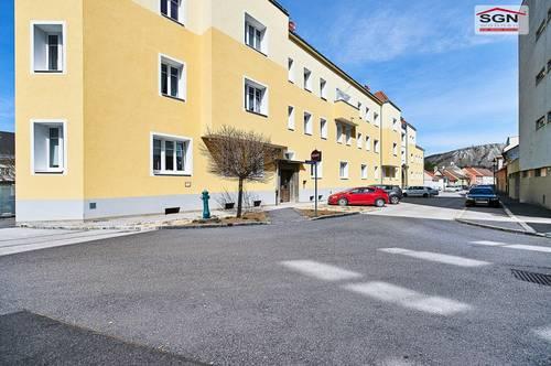 Donaublick, Gartenmitbenutzung, 2-Zimmer Genossenschaftswohnung