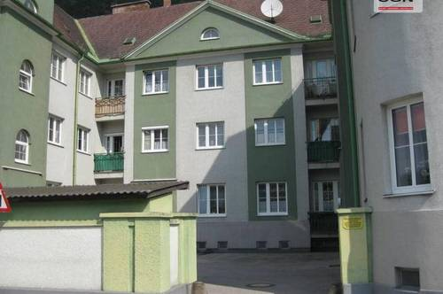 günstige 2-Zimmer Wohnung in Gloggnitz