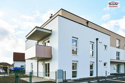 3-Zimmer Balkonwohnung + 2 Parkplätze