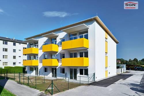 Erstbezug - 3-Zimmer Genossenschaftswohnung in Pitten Top 6