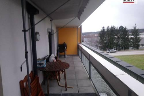Wunderschöne 2-Zimmerwohnung mit großem Balkon