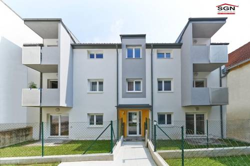 3-Zimmer Balkonwohnung mit PKW-Abstellplatz
