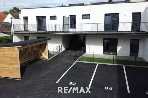 Stadtnahes Wohnen - Großzügige Wohnung mit Balkon