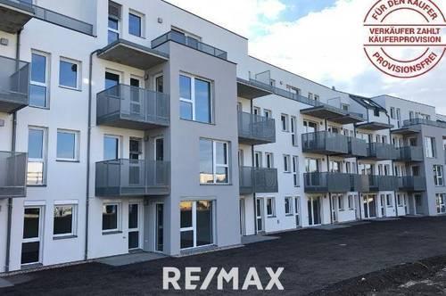 Vorsorge Neubauwohnung mit Balkon inkl. Küche