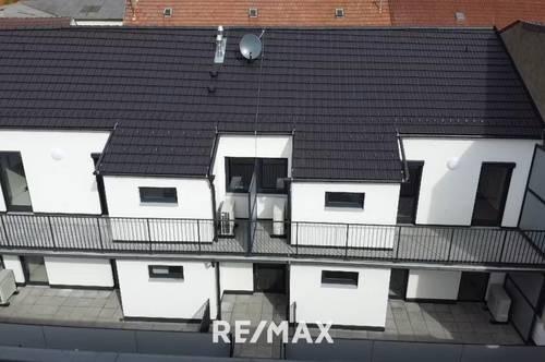 Stadtnahes Wohnen - Terrassenwohnung!