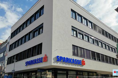 ca. 100 m² Innenstadtbüro im Sparkassenhaus in Wolfsberg