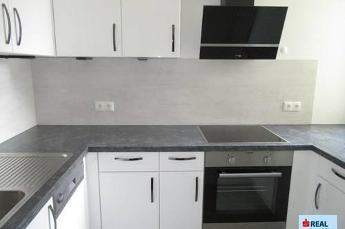 Teilsanierte ca. 60 m² Mietwohnung in Wolfsberg - Neudau