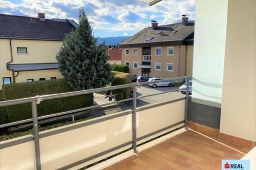 Eigentumswohnung mit herrlichen Süd-Balkon in Wolfsberg - St. Thomas