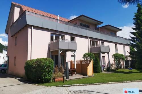 Schöne Eigentumswohnung mit kleiner Terrasse in Griffen