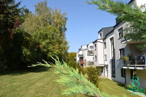 Exklusive, sonnige Wohnung mit 2 Terrassen beim Hörndlwald