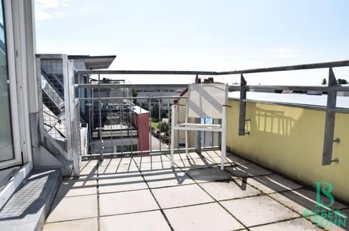 Dachterrassenwohnung mit herrlichem Ausblick und Garagenplatz