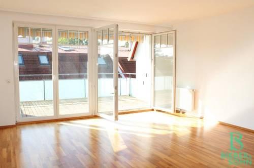 Traumhafte 3-Zimmer-Wohnung mit Süd-Balkon!