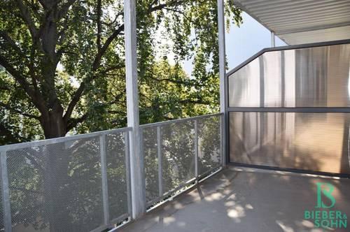 Wohnen beim Schwarzspanierhof - Herrlicher Balkon - Grünruhelage