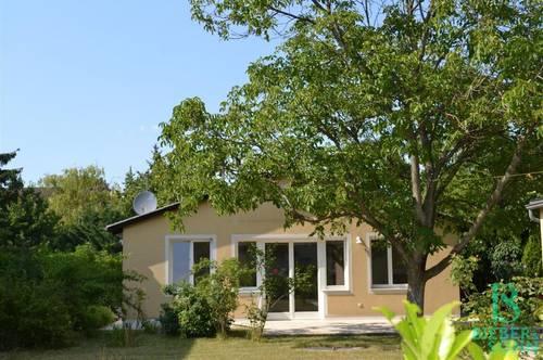 Entzückender, sonniger Bungalow mit großem Garten in Ruhelage
