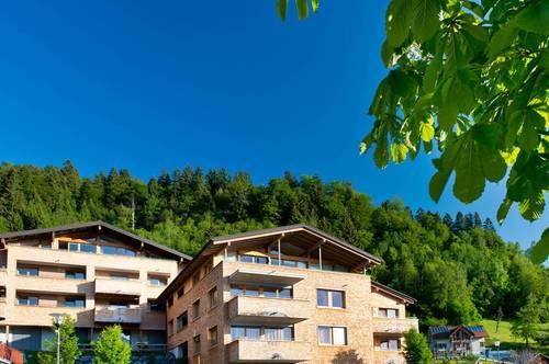 Lichtdurchflutete 3-Zimmer Ferienwohnung mit Bergblick im Chalet Matin, Bürserberg
