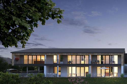 Geräumige 4-Zimmer Terrassenwohnung in Baien, Reuthe