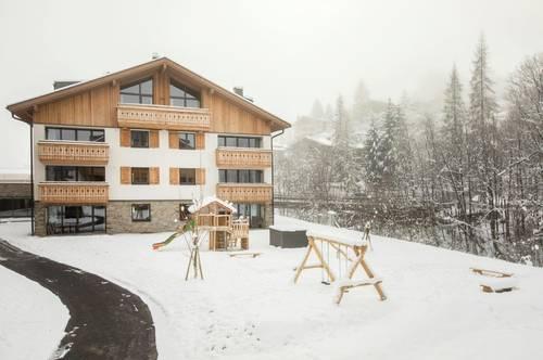 Feriendomizil und Investment: sonniges Apartment im Ski/In Ski/Out Resort AlpinLodges Maria Alm