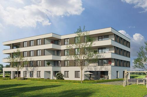 Sonnendurchflutete 3-Zimmer Terrassenwohnung in Bregenz