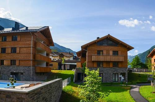 Zweigeschossiges Penthouse-Apartment mit 150 m² in den Osttiroler Alpen