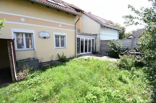 Neues Eigenheim gesucht? Ihre neue Traumimmobilie mit Garten, Kellerabteil & PKW Abstellplatz in Stockerau --- Pachtgrundstück