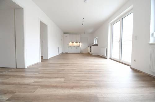 Optimal aufgeteilte 3 Zimmer Balkon-WHG inkl. EWE Küche & KFZ-Stellplatz in Glaubendorf
