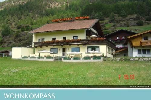 Sölden - Haus in Top Lage mit Potential