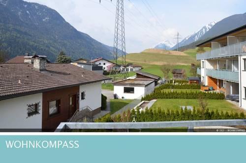 Imst - Mietwohnung: 3-Zimmer-Terrassenwohnung in sonniger Lage!