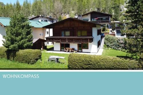 Längenfeld: Wohnhaus in sonniger Lage mit der perfekten Aussicht!