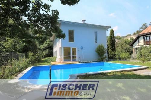 Traumhaftes Einfamilienhaus mit 4-Zimmern und großem Pool am Fuße des Mitterbergs in Zentrumsnähe/1