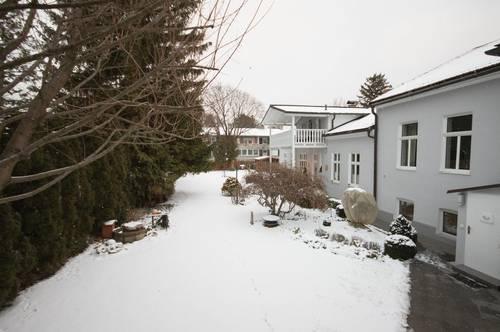 BADEN: Erstbezug nach Generalsanierung ! sehr zentral gelegen 2-Zimmer Wohnung (alles neu) mit Gartennutzung