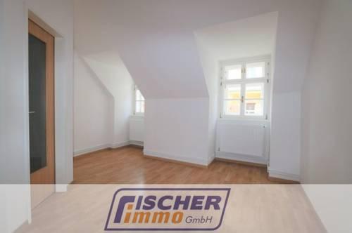 Gemütliche 2-Zimmer-Dachgeschosswohnung in der Fußgängerzone/1